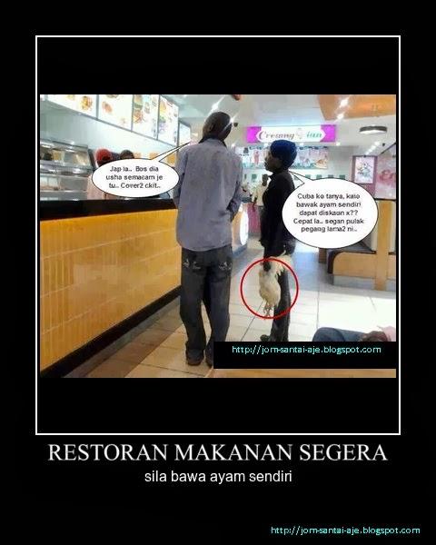 RESTORAN MAKANAN SEGERA
