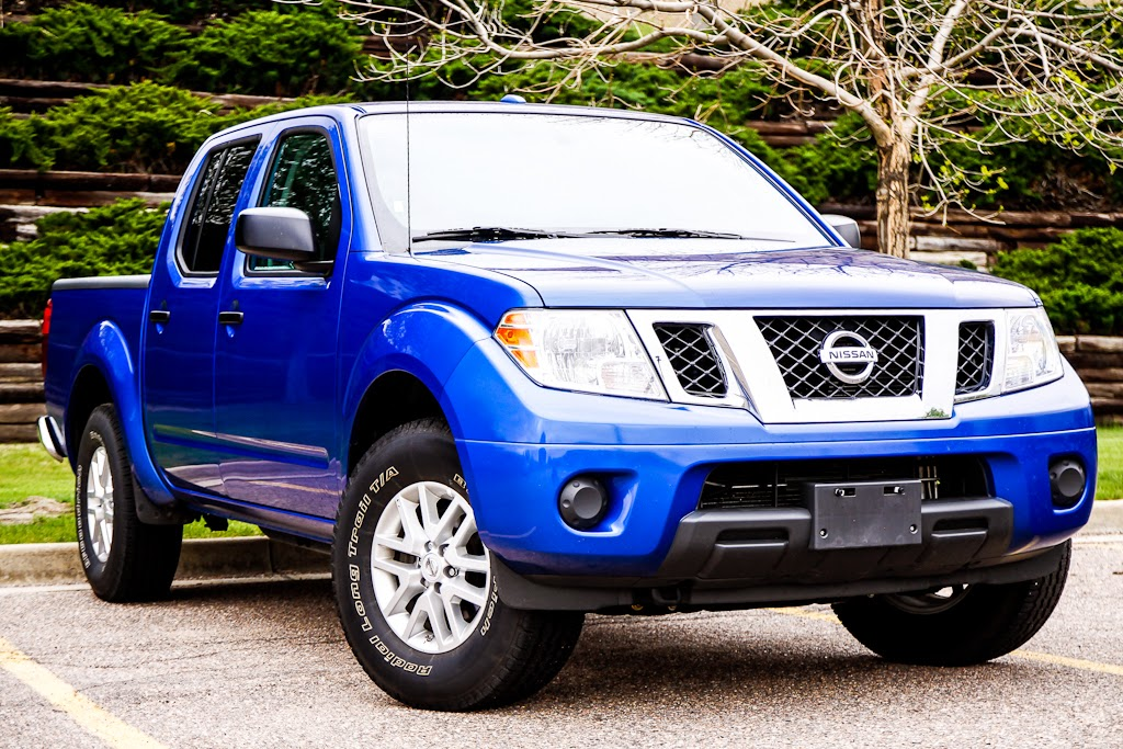 Nissan Frontier King Cab 4X4 hd photo