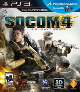 SOCOM 4 Navy Seals