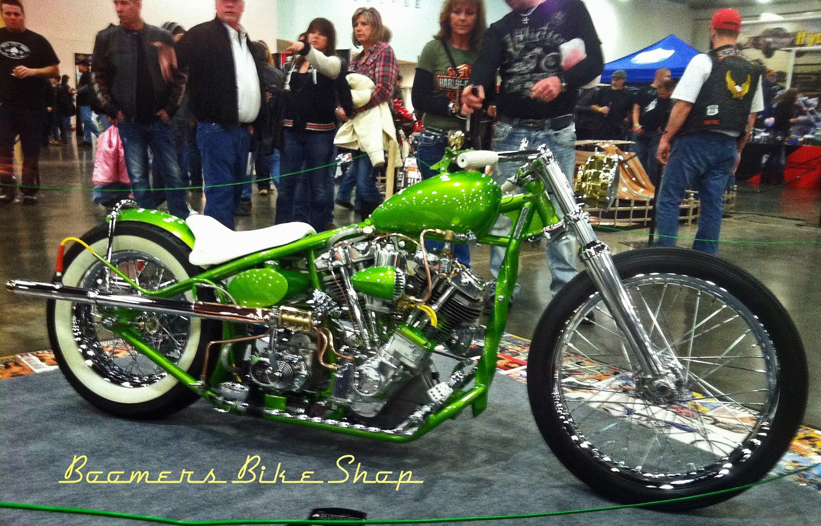 boomers bike shop easy rider bike show 2014. Black Bedroom Furniture Sets. Home Design Ideas