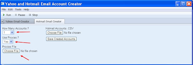 download yahoo and hotmail email account creator