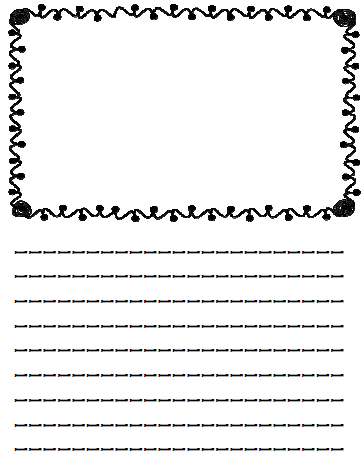 free printable writing paper with picture box Find this pin and more on ♥ teacher templates\paper by printable writing paper 6 free documents in writing paper lines and small box fuel the.