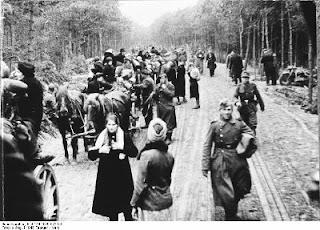 Flüchtlingstreck, Bundesarchiv
