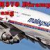 Pesawat #MH370 Disahkan Dirampas Orang