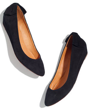 madewell mini wedge
