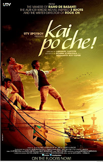 Kai Po Che (2012) Movie Poster