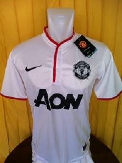 Manchester United Away 2012 – 2013 Jersey Grade Ori Murah