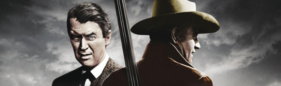 The Man Who Shot Liberty Valance John Wayne