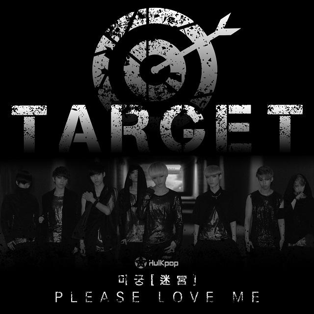 [Single] Target – Please Love Me
