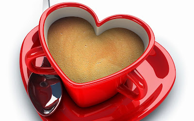 coffe cup love red wallpapers