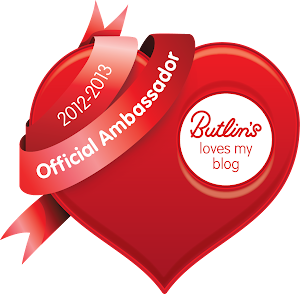 Butlin&#39;s Brand Ambassador 2012-2013
