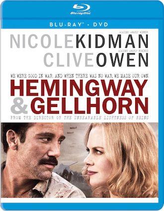 Hemingway & Gellhorn 2012 Hindi Dual Audio 480p BluRay 400mb