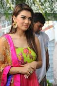 Hansika Motwani Photos at Durga movie launch-thumbnail-20