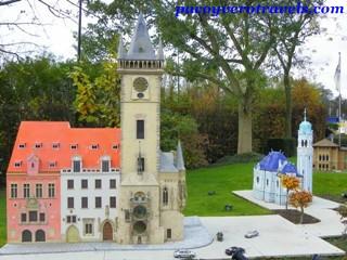 Viajar con niños: Mini Europe Park de Bruselas