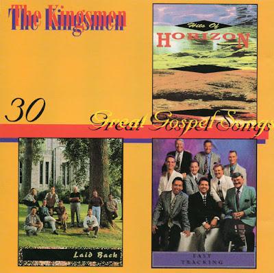 The Kingsmen Quartet-30 Great Gospel Songs-