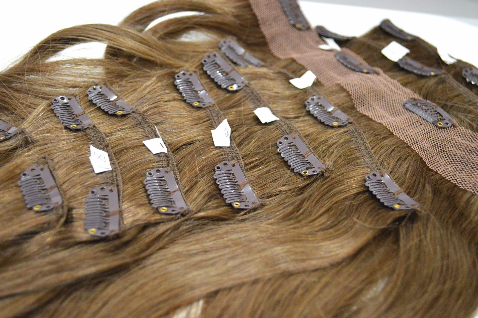 Dirty looks hk full head hair extensions review in hot toffee ive paid the same amount on extensions before and not even got half the amount of hair that you get with the full head of hk hair extensions pmusecretfo Images