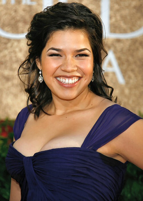 america ferrera  sure  shes