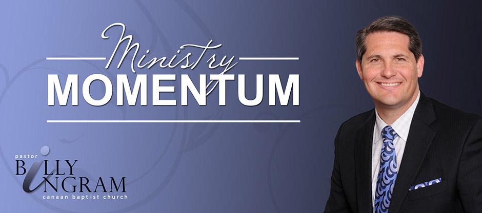Ministry Momentum