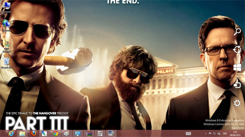Hangover Part 3 Theme For Windows 7 And 8
