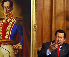 Chávez candidato 2012