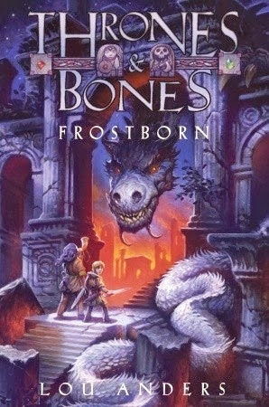 Frostborn book cover