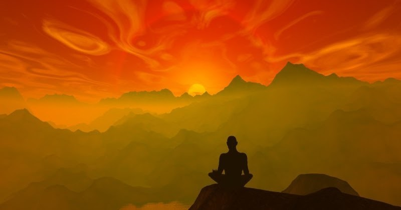 Медитация улучшает иммунитет