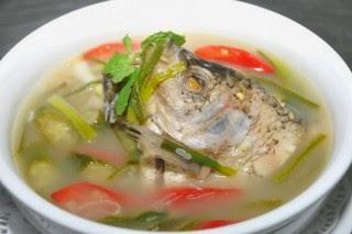 Resep Kelezatan Sup Ikan Gurame