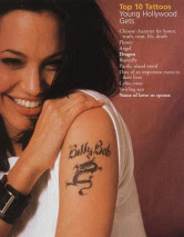 free design angelina jolie tattoo