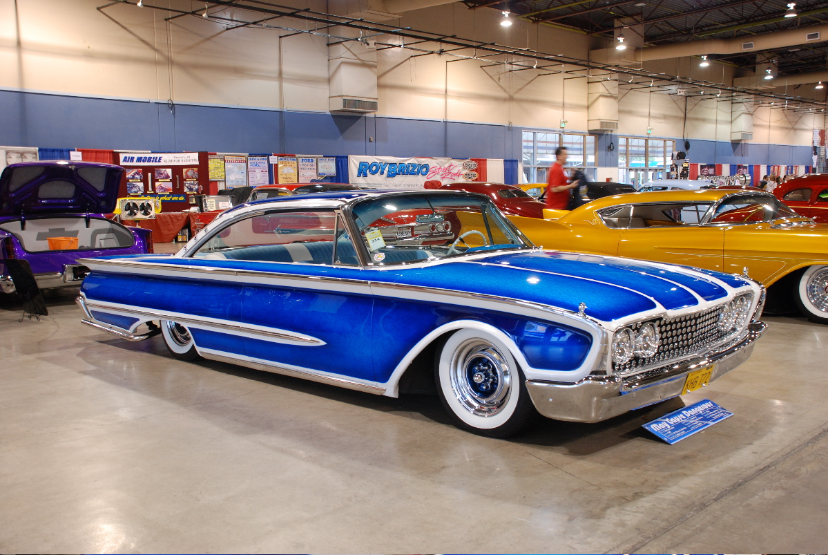 1960 Ford Starliner For Sale On Craigslist Autos Weblog