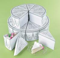 kotak kue pernikahan