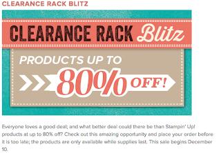 shop the clearance rack