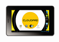 CloudFone CloudPad 701TV