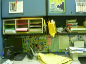 Fabric Covered Cubicle