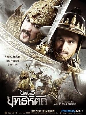 Phim  Vương Triều Đẫm Máu 5-King Naresuan 5