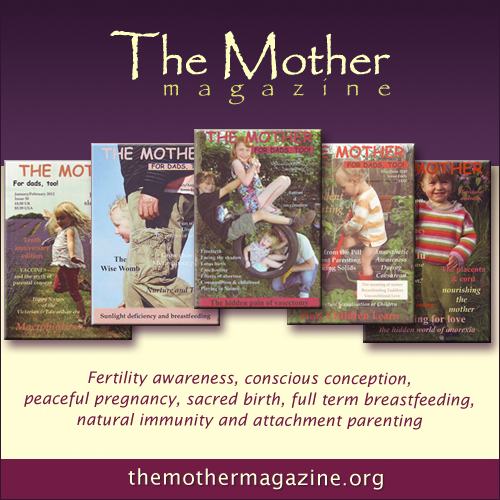 The Magazine Every Mother Needs!