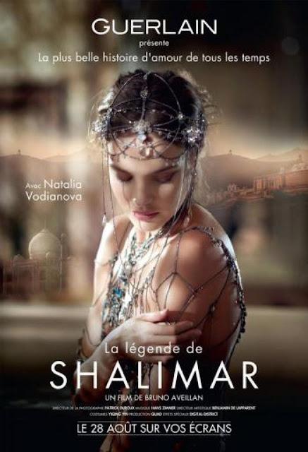 NOVO FILME DA GUERLAIN SOBRE SHALIMAR