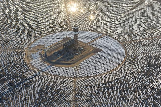مشاريع الطاقة الشمسية