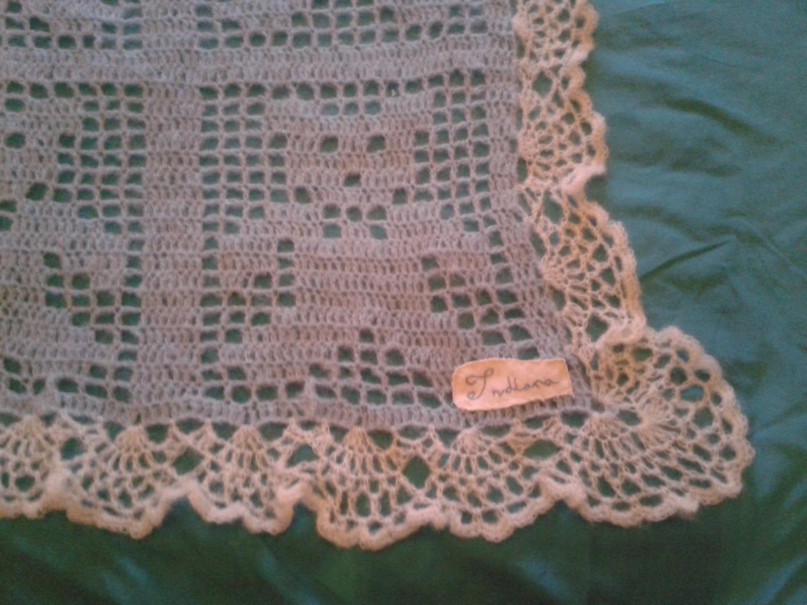 Como tejer cobija para bebe en crochet - Mantas de bebe hechas a ganchillo ...