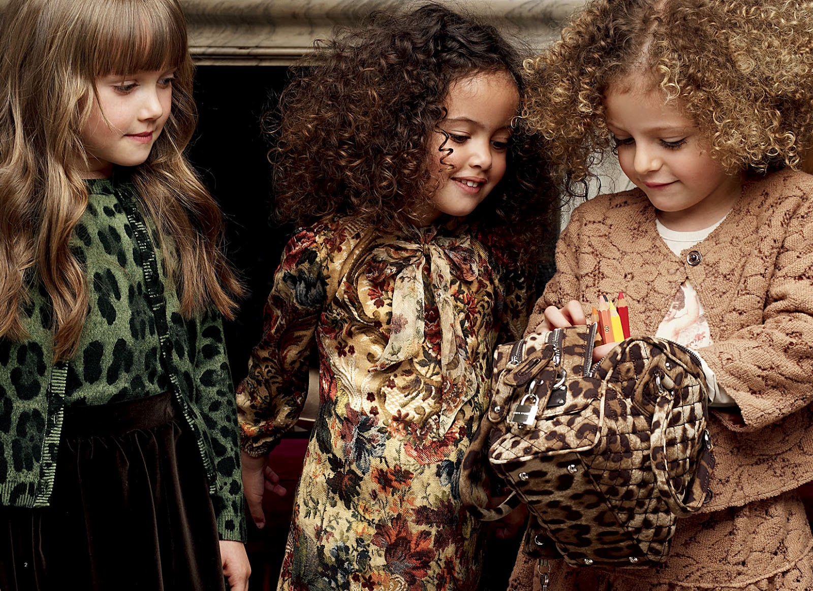 Fashion In My Veins: Dolce and Gabbana Kids Clothing Line