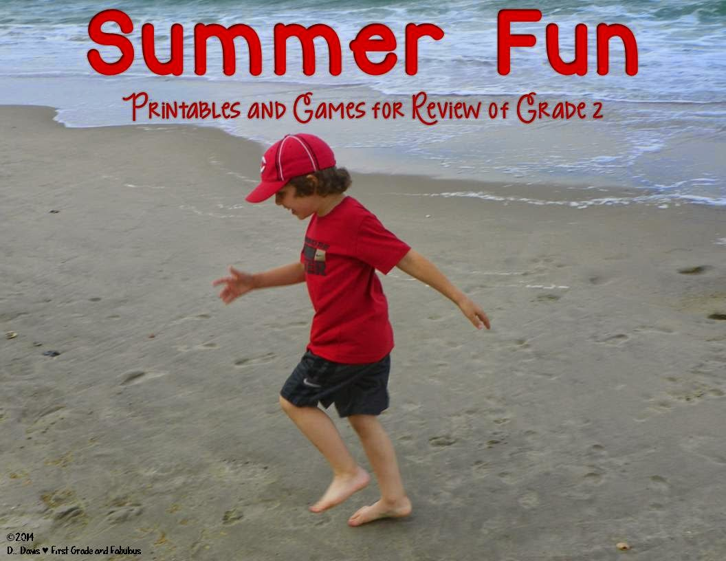Summer Fun and Review