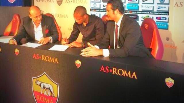 رسميا : سيدو كيتا ينضم لروما