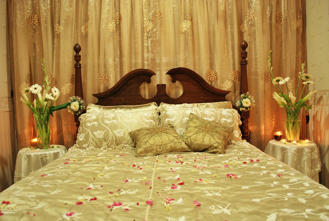 Wedding Bedroom Decorations Interior Home Design Beautiful Bridal Room Decor
