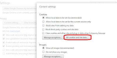 Cara Membersihkan Cookie di Google Chrome