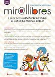 CONCURS DE LECTURA MIR@LLIBRES