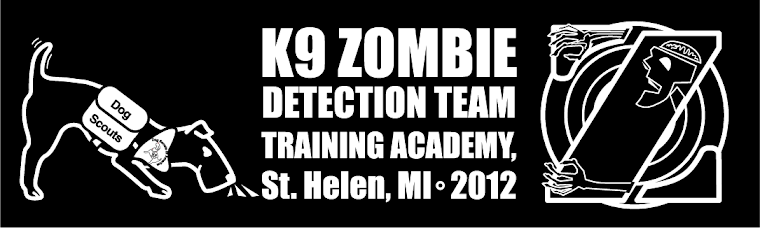 K9 Zombie Detection Training Academy