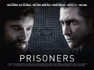 Prisoners Movie Banner Poster