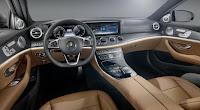 Mercedes E 2016: ecco l'abitacolo