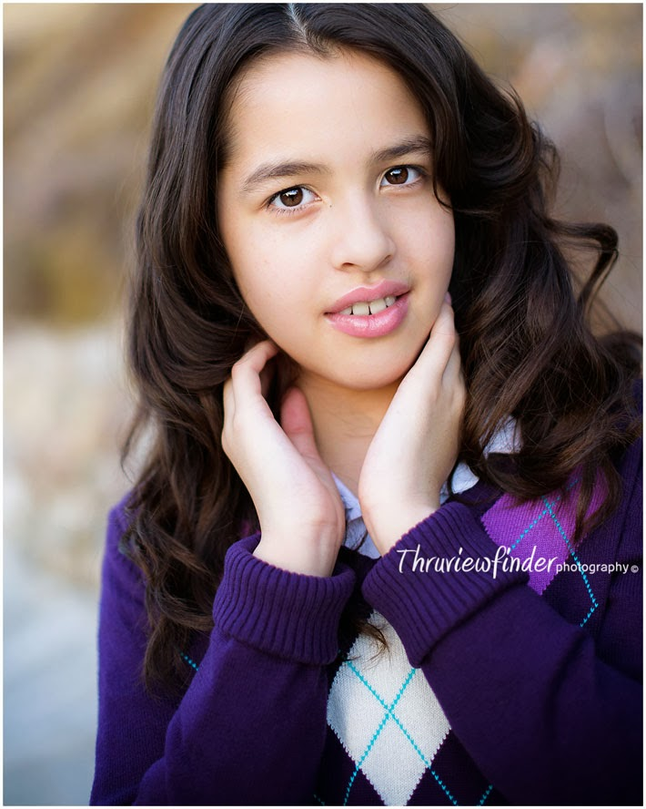 Los Angeles Teen Headshots Photographer