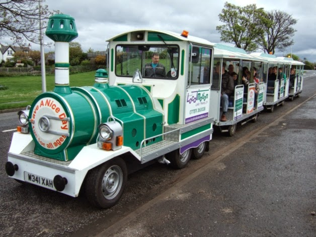 Broughty Ferry Land Train