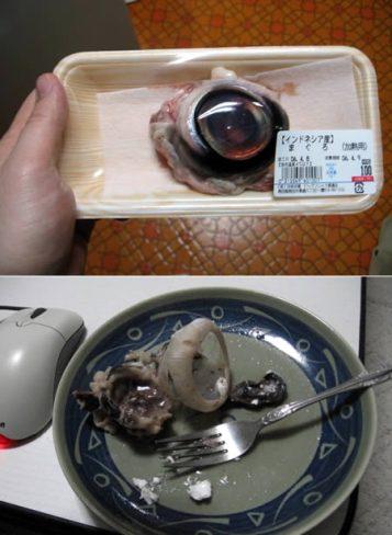 Bola Mata Ikan Tuna